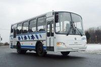 Описание, фото и технические характеристики автобуса городского типа КАВЗ-4235-03 (Аврора).