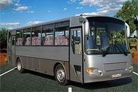 Описание, фото и технические характеристики автобуса для пригородного и междугородного сообщения КАВЗ-4238.