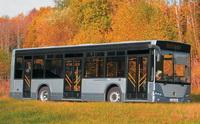 Описание, фото и технические характеристики автобуса городского типа КАВЗ-4239.